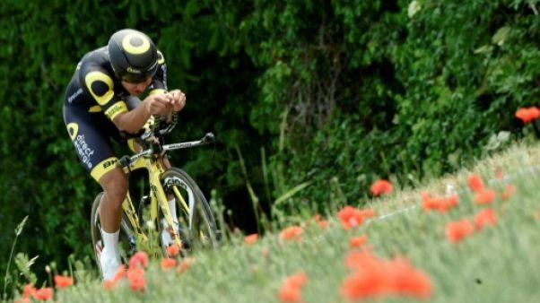 Tour de France: Coquard reste sur la touche