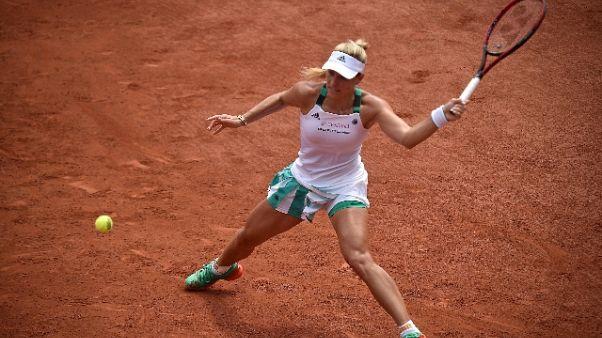 Ranking Wta: Kerber ancora al comando