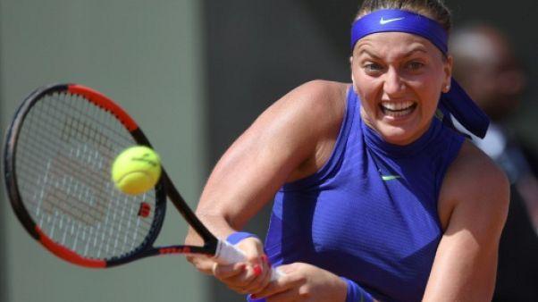 Tennis: Kvitova se rapproche du Top 10