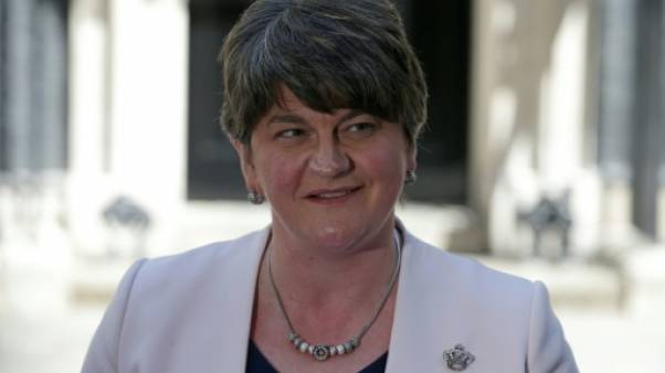 Arlene Foster, une dirigeante façonnée par le conflit nord-irlandais