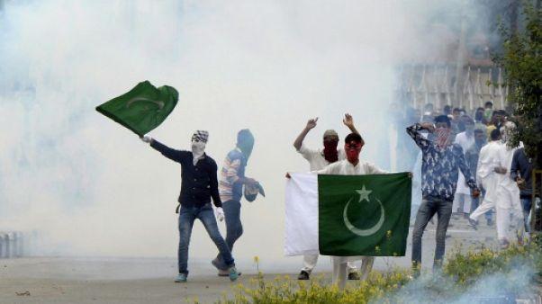 L'Aïd marquée par des affrontements au Cachemire indien