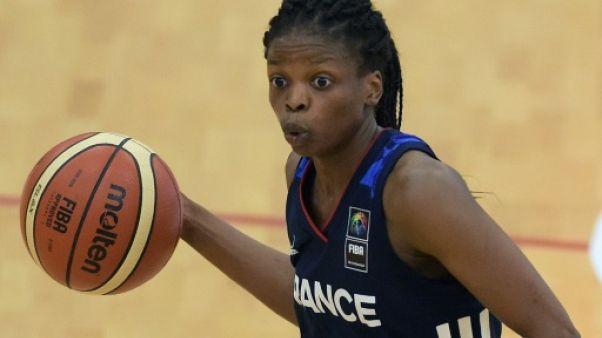 """Basket: pour Epoupa, """"il faudra plus pour gagner des titres"""" avec les Bleues"""