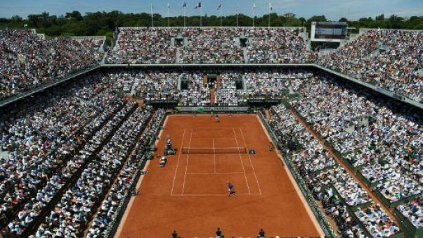 Roland-Garros: fréquentation record pour l'édition 2017