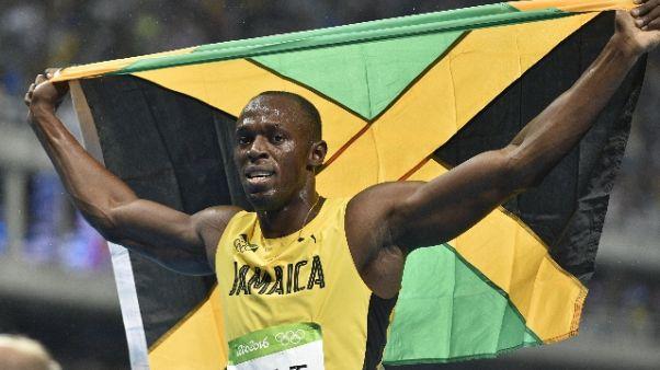 Bolt, mio ultimo anno,ogni gara emozione