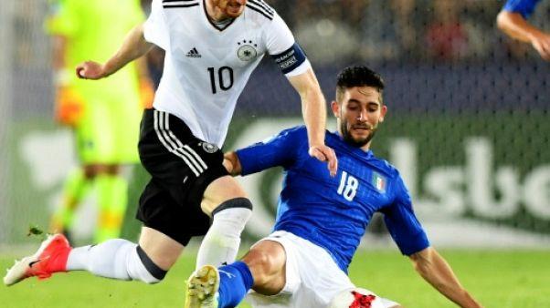 Euro Espoirs: la Slovaquie demande l'annulation du résultat d'Italie-Allemagne