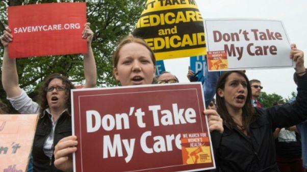 USA: avenir incertain pour la réforme de la santé républicaine