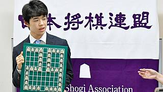 Japanese chess prodigy, 14, breaks 30-year winning streak record