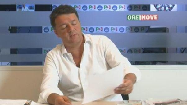 Ius soli: Renzi, non ci rinuncio