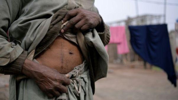 Le Pakistan commence à sévir contre le trafic d'organes