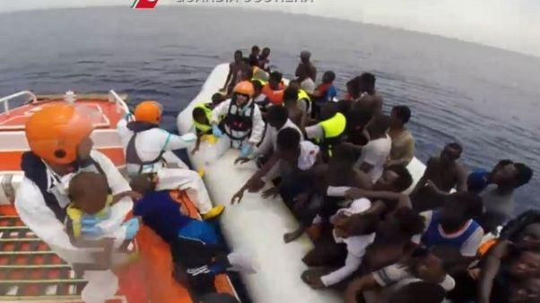 5.00 migranti salvati, 8.500 sulle navi