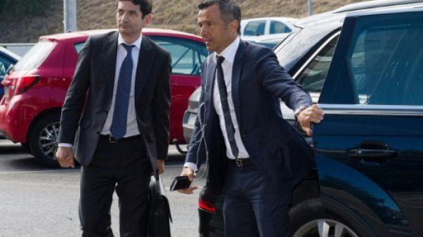 """La justice se rapproche du """"super-agent"""" de Ronaldo, Jorge Mendes"""