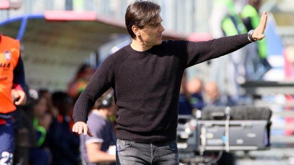 Il Milan debutta in Svizzera l'11 luglio