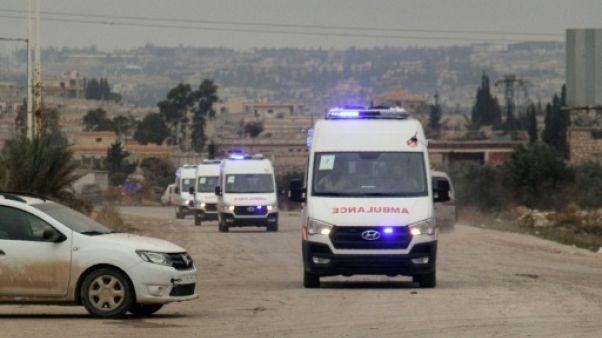 Syrie: 57 morts dans un raid de la coalition contre une prison de l'EI
