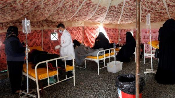 Yémen: l'épidémie de choléra montre des signes de ralentissement