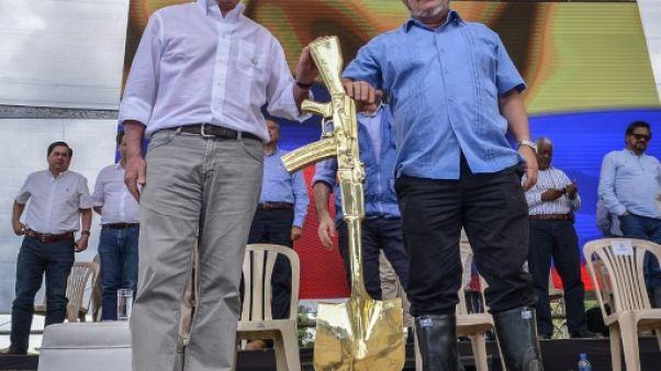 """Colombie: """"Adieu aux armes!"""", promet la guérilla des Farc"""