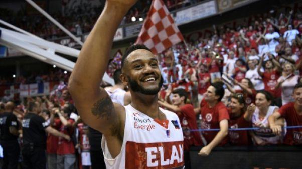 Transfert: Roberson signe à Villeurbanne (Pro A) pour deux ans