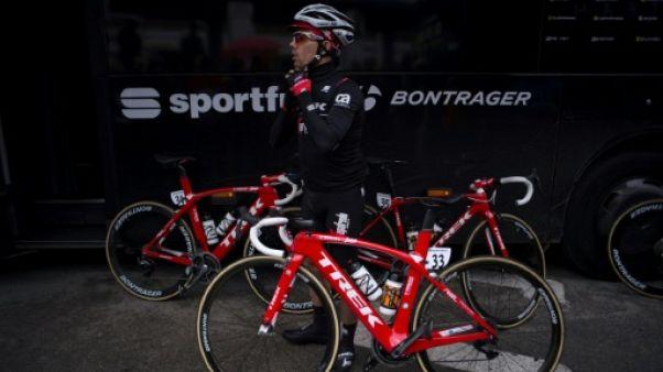 Cyclisme: Cardoso positif, suspendu et interdit de Tour de France