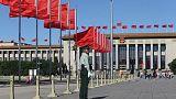 U.S. says needs to work together with China on North Korea, trade