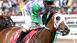 Horse racing-Trailblazing Australian jockey Payne fails dope test