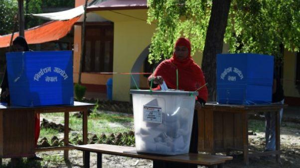 Népal: seconde phase d'élections locales