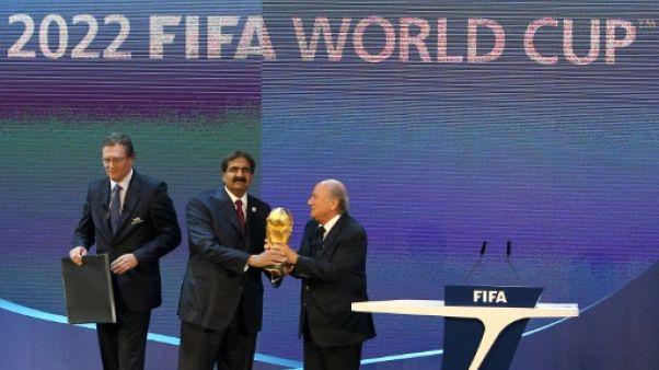 """Mondial-2022: pour le Qatar, le rapport Garcia """"prouve l'intégrité"""" de sa candidature"""