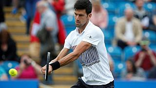 Djokovic bumped up to two in Wimbledon seedings