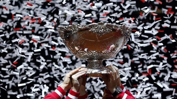 Ginevra sede unica finali Davis-Fed Cup