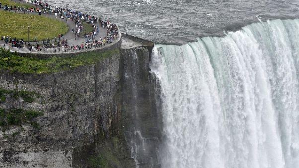 A Cascate Niagara con soldi pubblici