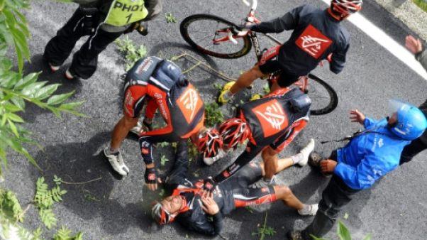 """Sécurité routière: la """"communauté"""" cycliste, unie, défend sa place sur la route"""