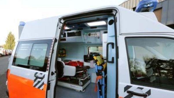 Scontro nel Foggiano, 2 morti e 4 feriti