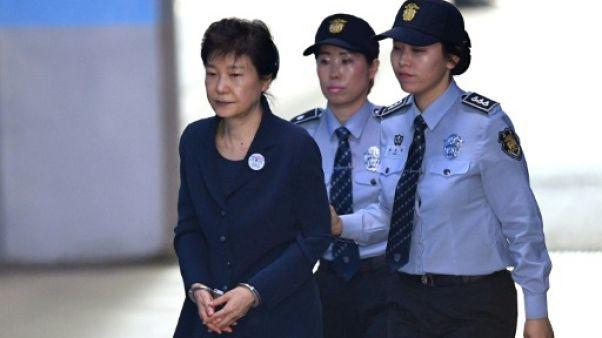La Corée du Nord veut exécuter l'ex-présidente sud-coréenne Park