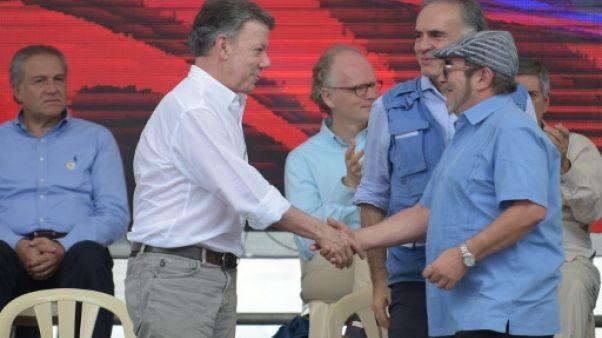 Des armes à la politique: un long chemin pour les Farc en Colombie