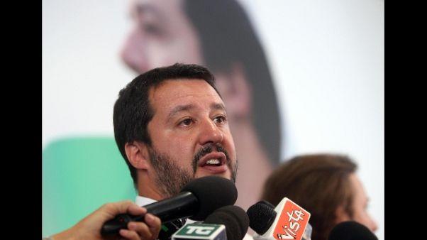 """Salvini """"Donnarumma? Non lo riprenderei"""""""