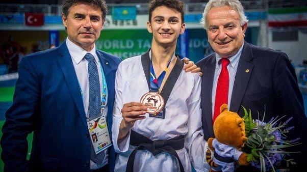 Taekwondo, nomina europea per Cito