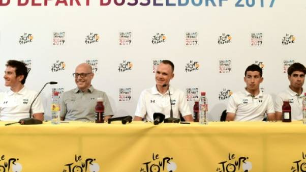 Tour de France: un autre calcul pour réduire les dangers du sprint