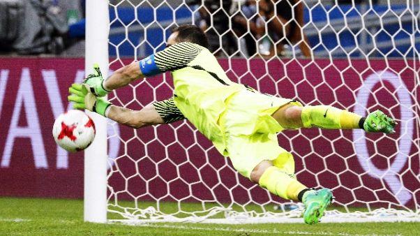Confederation: CR7 ko, il Cile in finale
