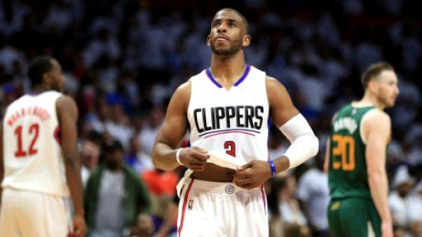 NBA: Chris Paul quitte les Clippers pour les Rockets