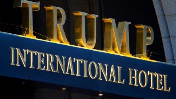 Quand Trump lève des fonds pour Trump au Trump Hotel