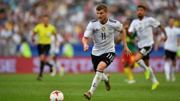 Coupe des Confédérations: Allemagne: Werner ou Stindl, une pointe de revanche