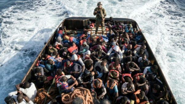 OCDE: le pic de la crise des réfugiés passé, priorité à l'intégration