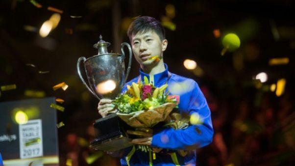 Tennis de table: l'équipe de Chine se retire de l'Open d'Australie