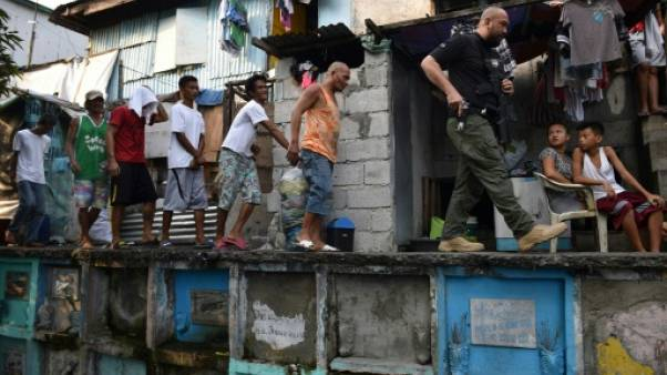 Philippines: après une année de peur, la drogue est toujours là