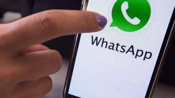 Giudice,valido licenziamento su Whatsapp