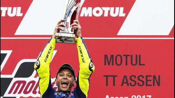 Moto: Rossi, mondiale mai cosi' aperto