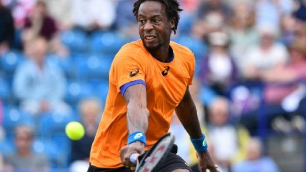 Tennis: Monfils, deux victoires pour une demi-finale  Eastbourne