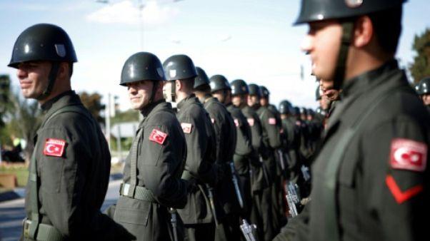 Chypre: la Turquie dément tout retrait de ses troupes