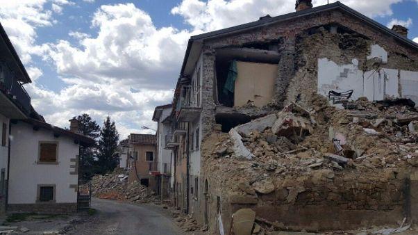 Scossa di magnitudo 3.9 vicino Amatrice