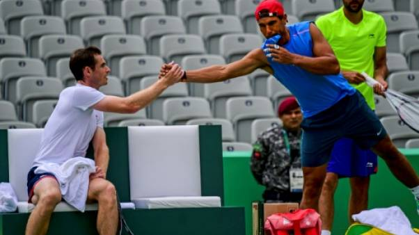 Wimbledon: possible choc Murray-Nadal en demi-finale
