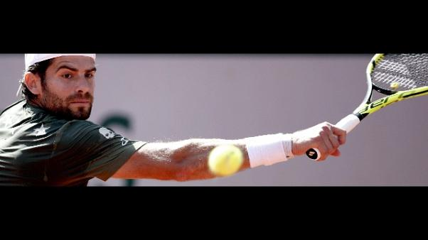 Wimbledon: Bolelli avanti, 7 gli azzurri