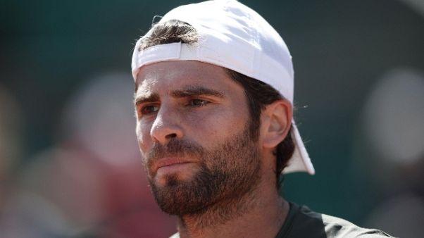 Wimbledon: Bolelli qualificato